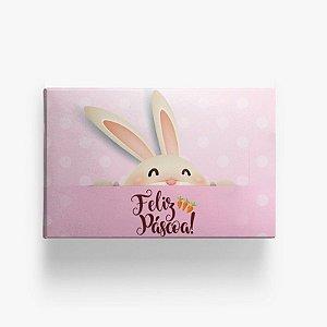 Caixa para Doces Coelho Rosa 10u Ref.6674 - Miss Embalagens - Rizzo Confeitaria