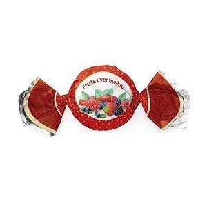 Papel Trufa 14,5x15,5cm - Frutas Vermelhas - 100 unidades - Cromus