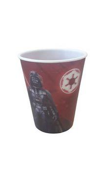 Copo de Plástico 3D 350 Ml Festa Star Wars - 1 Unidade - Regina - Rizzo