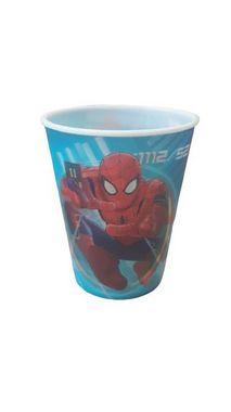 Copo de Plástico 3D 350 Ml Festa Homem Aranha - 1 Unidade - Regina - Rizzo