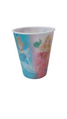 Copo de Plástico 3D 350 Ml Festa Princesas Disney - 1 Unidade - Regina - Rizzo