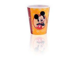 Copo de Plástico 3D 350 Ml Festa Mickey - 1 Unidade - Regina - Rizzo