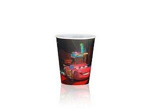 Copo de Plástico 3D 350 Ml Festa Carros - 1 Unidade - Regina - Rizzo