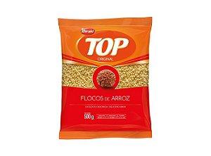Flocos de Arroz Top 500g Harald Rizzo Confeitaria