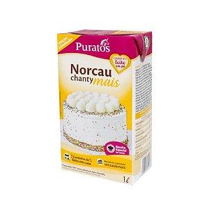 Chantilly Norcau Chantymais Sabor Leite em Pó - 1L - Puratos - Rizzo Confeitaria