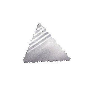 Triângulo Marcador Cake Brasil Rizzo Confeitaria
