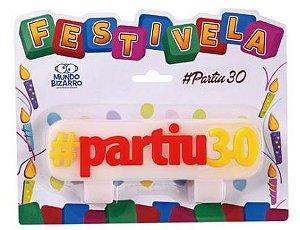 Vela #partiu30 - Mundo Bizarro