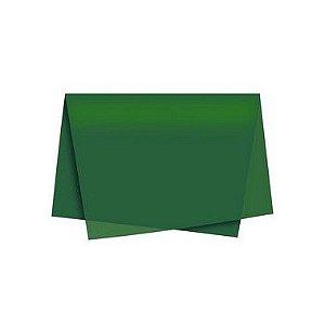Papel de Seda - 50x70cm - Verde - 10 folhas - Riacho - Rizzo