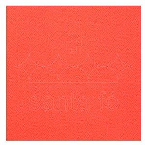 Feltro Liso 1 X 1,4 mt - Coral Candy Color 046 - Santa Fé - Rizzo