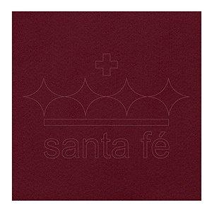 Feltro Liso 30 X 70 cm - Vermelho Coleira 091 - Santa Fé - Rizzo