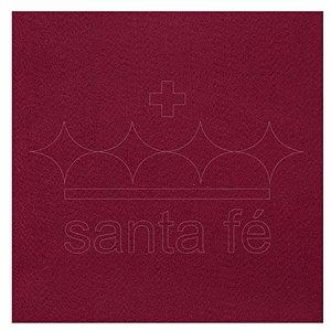 Feltro Liso 30 X 70 cm - Rubi 018 - Santa Fé - Rizzo