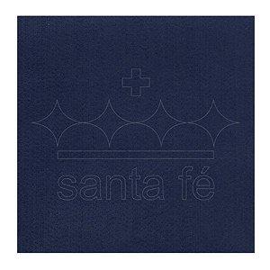 Feltro Liso 30 X 70 cm - Azul Marinho 033 - Santa Fé - Rizzo