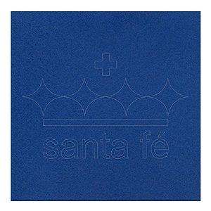 Feltro Liso 30 X 70 cm - Azul Noite 063 - Santa Fé - Rizzo