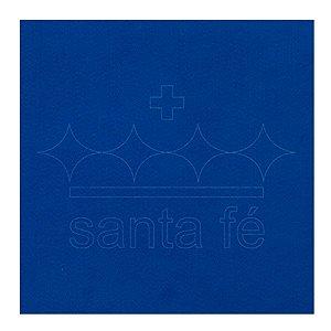 Feltro Liso 30 X 70 cm - Azul Anil 042 - Santa Fé - Rizzo
