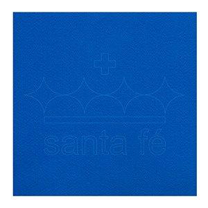 Feltro Liso 30 X 70 cm - Azul Oceano 083 - Santa Fé - Rizzo