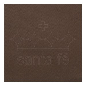 Feltro Liso 30 X 70 cm - Marrom Terra 027 - Santa Fé - Rizzo