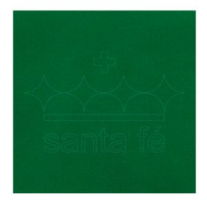 Feltro Liso 30 X 70 cm - Verde Bilhar 003 - Santa Fé - Rizzo