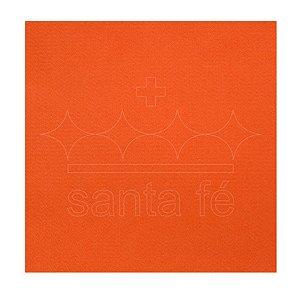 Feltro Liso 30 X 70 cm - Laranja 013 - Santa Fé - Rizzo