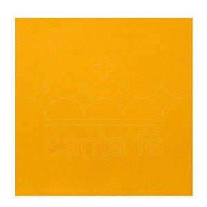Feltro Liso 30 X 70 cm - Amarelo Ouro 044 - Santa Fé - Rizzo
