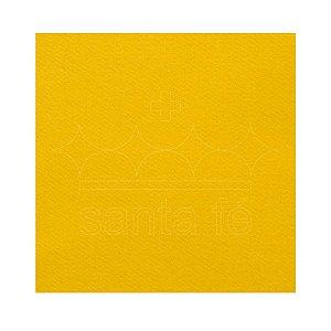 Feltro Liso 30 X 70 cm - Amarelo Canario 080 - Santa Fé - Rizzo