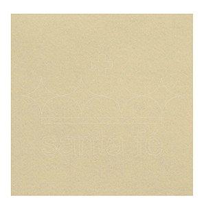 Feltro Liso 30 X 70 cm - Creme 012 - Santa Fé - Rizzo
