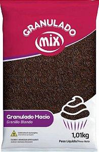 Granulado Macio Escuro - 1 KG - Mix - Rizzo Confeitaria