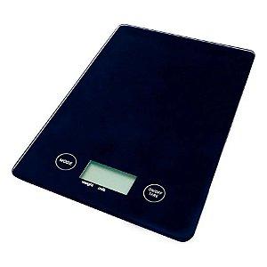 Balança de Cozinha Digital 5 kg Mimo Rizzo Confeitaria