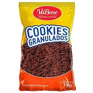 Cookies Granulados Sabor Chocolate 1Kg - VaBene - Rizzo Confeitaria