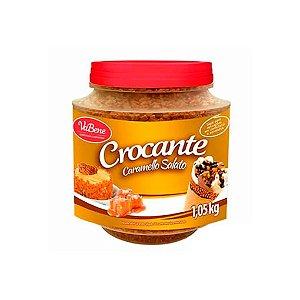 Crocante Sabor Caramello Salato 1,05Kg - VaBene - Rizzo Confeitaria