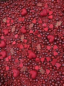 Sprinkles Amo Você 60g - Jeni Joni - Rizzo Confeitaria