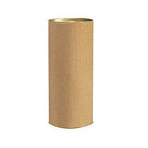 Lata Liso Kraft - 18x16,5cm - 01 unidade - Cromus - Rizzo