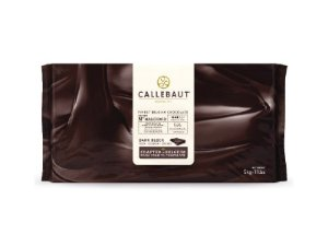 Chocolate Callebaut Malchoc Amargo 5kg Rizzo Confeitaria