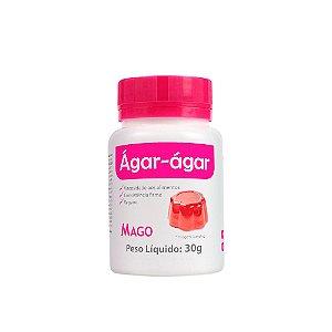 Ágar-Ágar 30 grs Mago Rizzo Confeitaria
