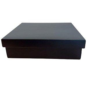 Caixa para Presente Luxo - 24x18,5x6cm - 01 unidade - Rizzo