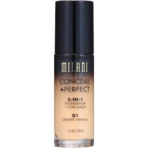 Milani Base Cor: 01