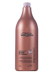 Loreal Absolut Repair Pos Quimica Shampoo 1,5L