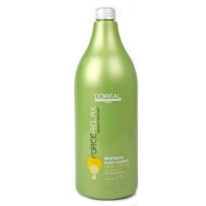 Loreal Force Relax Nutri-Control Shampoo 1.5L