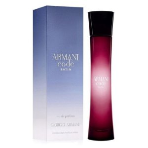 Armani Code Fem  Satin EDP 75ml