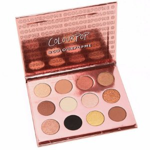COLOURPOP PALETA I THINK I LOVE YOU