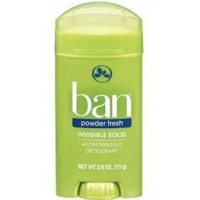 Ban Desodorante Powder Fresh 73g