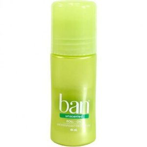 Ban Desodorante Roll On 44ml Sem Perfume