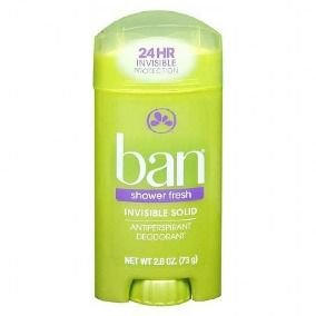 Ban Desodorante Shower Fresh 73g