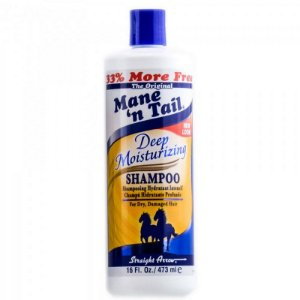MANE N TAIL SHAMPOO DEEP MOISTURIZING 473ML