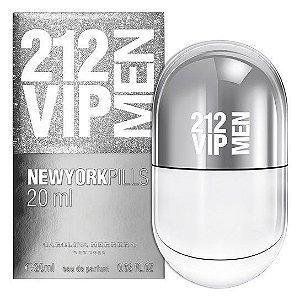 Carolina Herrera 212 Vip Men New York Pills EDT 20ml
