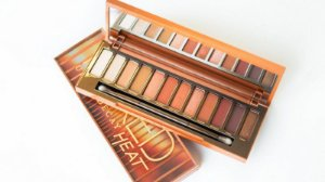 URBAN DECAY NAKED PALETA HEAT