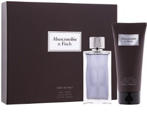 Coffret Abercrombie Fit EDT 100ml + BW 200ml