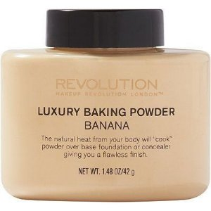 Revolution Luxury Baking Powder Cor: Banana