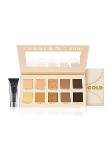 Lorac Unzipped Gold Paleta de Sombras