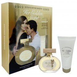Antonio Banderas Her Golden Metal Kit EDT 80ml