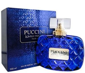 Puccini Lovely Night Blue Edp 100ml